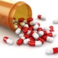 Seznam léků naředění krve