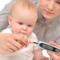 Příznaky cukrovky udětí