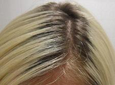 Zesvětlení vlasů