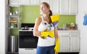 Domácí úklid