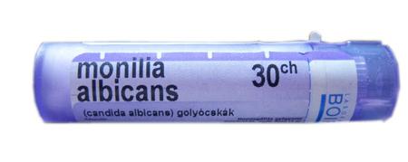 Homeopatikum Monilia albicans 30CH
