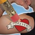 Odstranění tetování