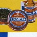 Kapky Vigantol – vitamín D