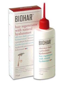 Biohar – vlasové sérum