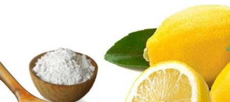 Jedlá soda acitron